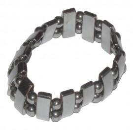 Satyamani Hematite Bracelet Art1