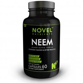 Neem (Azadirachta Indica) 500mg Capsules Skin care