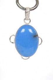 Satyamani Blue Onyx Pendant
