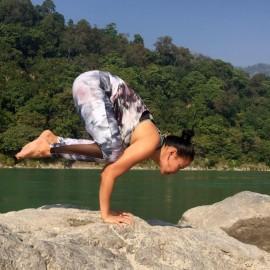 500-hr Yoga Teacher Training in India