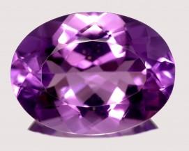Aldomin Amethyst Genstone For Ring