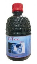 Hawaiian herbal d-toxi juice